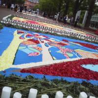 6月21日~23日は『SAPPORO FLOWER CARPET』