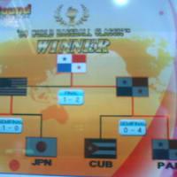 BBH2009-WBC02 初制覇