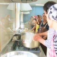 石巻地域生活研究グループ連絡協議会で豆腐づくり講習会を開催しました