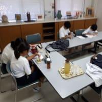 中学の職場体験