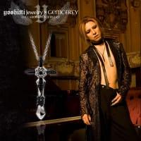 YOSHIKI Jewelry×GemCEREY  パッションクロス復刻!