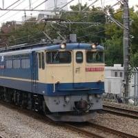 EF65-1082 【武蔵野線:府中本町駅】 2007.NOV