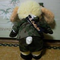 クッキーたんの 陸上自衛隊/迷彩服ができました
