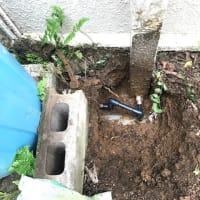 水道管の水漏れ修理・・・千葉市