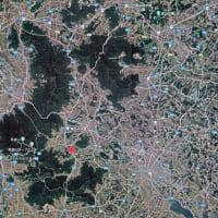 八郷(やさと)の全体像 日本の原風景! 茨城県石岡市