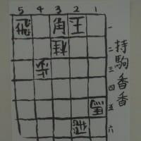 詰将棋第十五番 詰将棋パラダイス平成29年7月号・初級<解説>