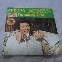Tom Jones   I'm Coming Home:ベルギー製シングル盤