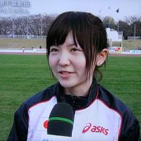 千葉国際駅伝2区区間新  西原加純(ヤマダ電機女子陸上部)
