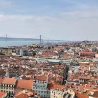 灼熱の南国都市、リスボンに思いついてとつぜん行ってきました。