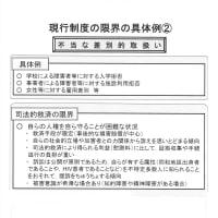 法務省の主張は必要性を説得できるか 第二回-2(1/2)