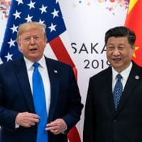 G20 中国がアメリカに代わり世界の覇権国となる野心を露わにしていた