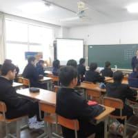 1年 人権教室
