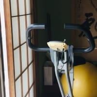 #自転車#エアロバイク