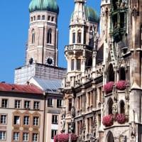 ドイツ みんなが行くミュンヘン観光はここ!!