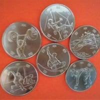【日】オリパラ記念硬貨