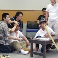 兵劇協50周年記念合同公演『大正七年の長い夏』に中川義文が出演