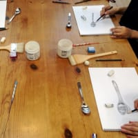 絵画教室を開催しました