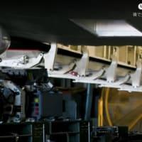B-2ステルス爆撃機の内部公開、史上初