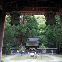 若狭姫神社 <福井県小浜市遠敷>