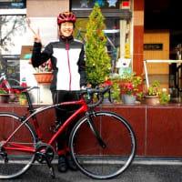 念願のマイバイクBOMA COFYIIでグルメライドにGO!