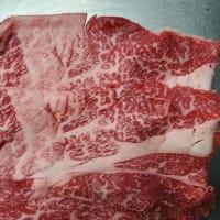 牛肩ロース肉のシコリ
