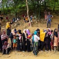 ロヒンギャ難民問題  長期化に伴うキャンプ地での軋轢 スー・チー氏、国際法廷で反論か