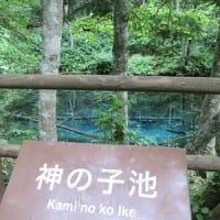 双湖台 摩周湖 摩周湖のアイス 多和平 ジンギスカン 裏摩周 神の子池@北海道