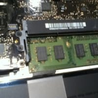 【MacBook Pro】のメモリーを増設!