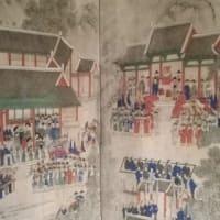 朝鮮の屏風と南宋仏画(東博・東洋館)