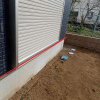 守谷市の新築でアンテナ取り付け工事とテレビ端子増設