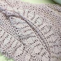 パイナップル編み