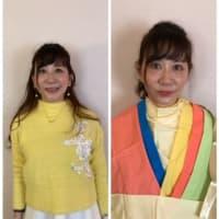 リライトカラーの色と形メイクのポイントinOSAKA