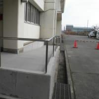トイレ改修工事第1期終わる