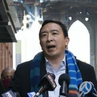 NY市長選:最有力アンドリュー・ヤンは習近平の代理人か?