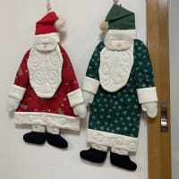 サンタクロースがやってきた!!!!の巻