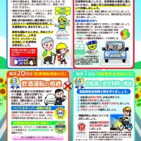 『みんなで 歩行者事故ゼロ プロジェクト』~高齢運転者の交通事故防止~