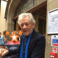 Ian Mackellen on Stage in Edinburgh Festival