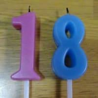 19回目の誕生日!
