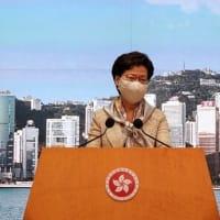 中国、香港国家安全法制を可決-新華社が午後に詳細とSCMP