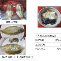 1219 笹カレイのお茶漬け
