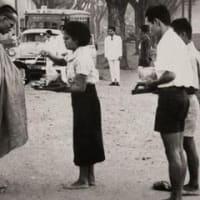 今日明日は仏教の祭日、でも若者に変化が ・・・
