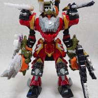 騎士竜シリーズ10 DXパキガルー