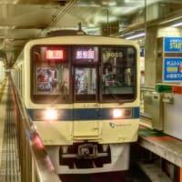 2019東京ブラブラ-10【新宿】小田急GSEとの対面