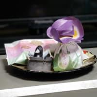 菓匠清閑院 花菖蒲 薫り花