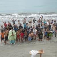 7月12日KID'sアウトリガーカヌーレース予選 開催