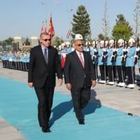 イラクはテロに対してトルコと共闘すると誓った