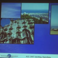 Closing Session of AGS Annual Meeting