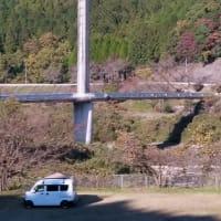 2019.11/20 (水) 車中泊キャンプ。