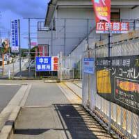 奈良県吉野郡大淀町土田の風景