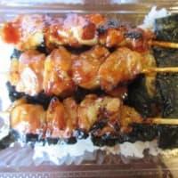 「なかなか」、4月8日から、焼鳥屋さんのやきとり弁当スタート!鶏か豚が選べます